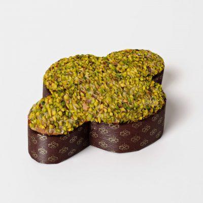 Colomba Pasquale artigianale pistacchio - Pasticceria Daloiso