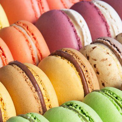 Antonio Daloiso, Macaron shop online pasticceria