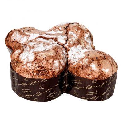Colomba Pasquale ai 3 Cioccolati della Pasticceria Daloiso